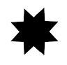 8 Point Stars