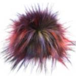 Firework Faux Fur