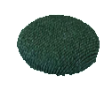 Forest Green Button