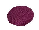 Maroon Button